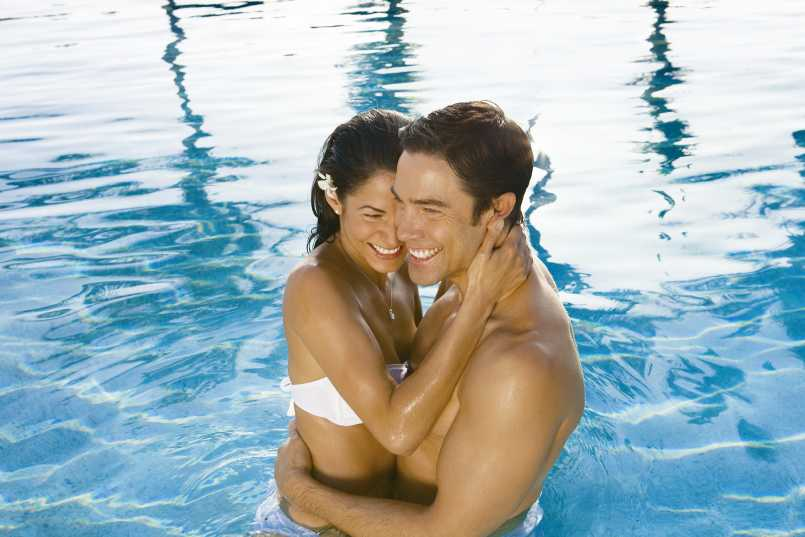 Image result for pool romance