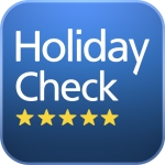 HolidayCheck iPhone App Logo