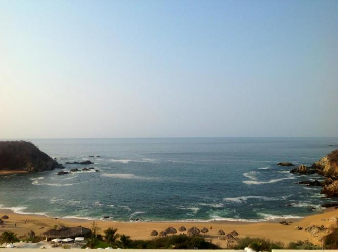 Secrets Huatulco Resort & Spa - Photo courtesy of Anna Panopoulos