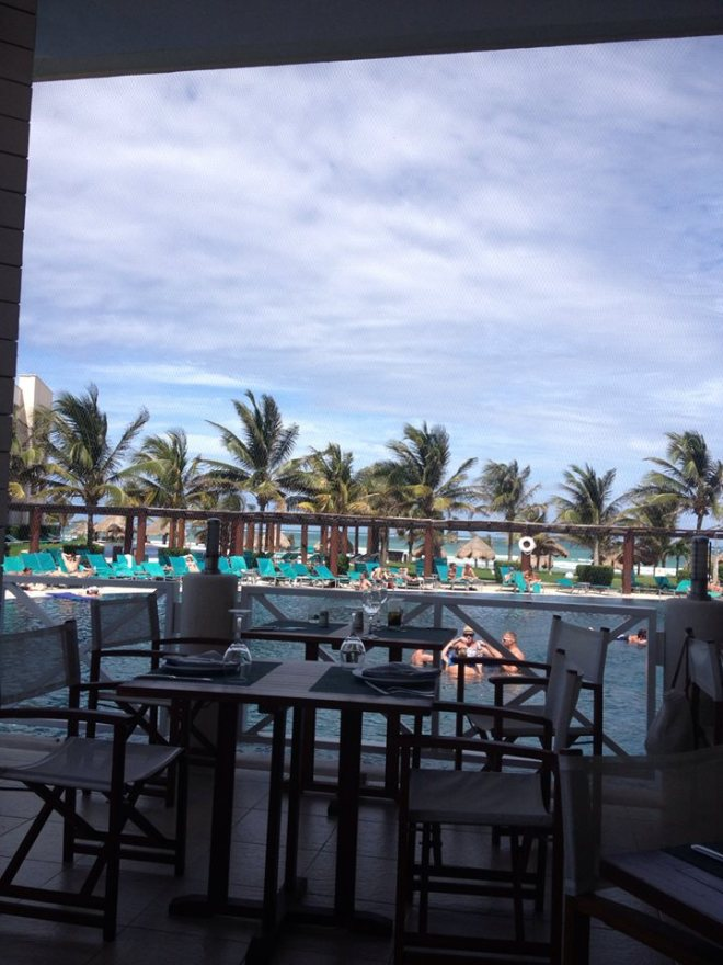 Secrets Silversands Riviera Cancun - Photo courtesy of Barbara Sippel Rivera