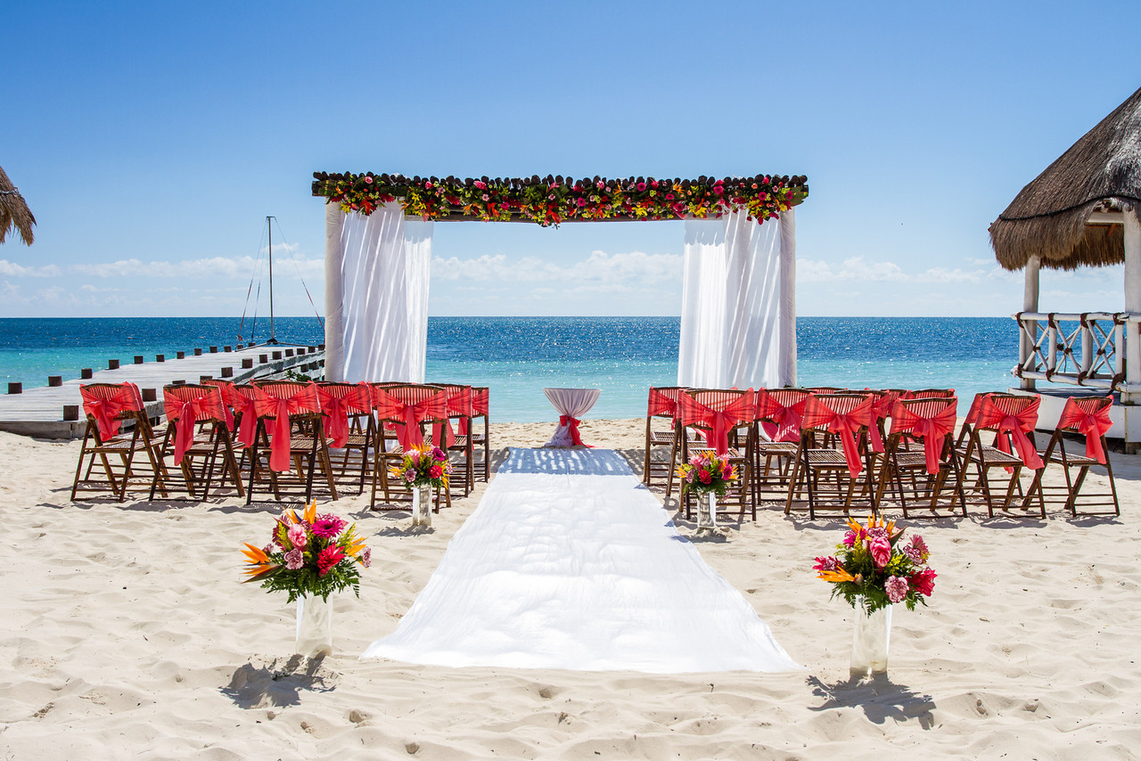 Do You Need A Wedding Planner For Your Cancun Wedding: Exchange Vows At Secrets Capri Riviera Cancun