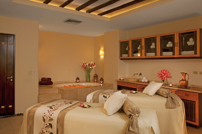 Bask in the tranquility of our Spa by Pevonia
