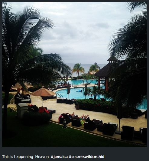 Photo Credit: stefhussey at Secrets Wild Orchid Montego Bay