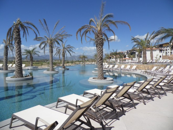 Main Pool Secrets Puerto Los Cabos