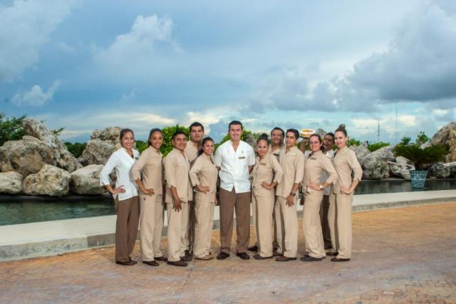 SEMRC Concierge Team Happy Smiling Staff Secrets Maroma