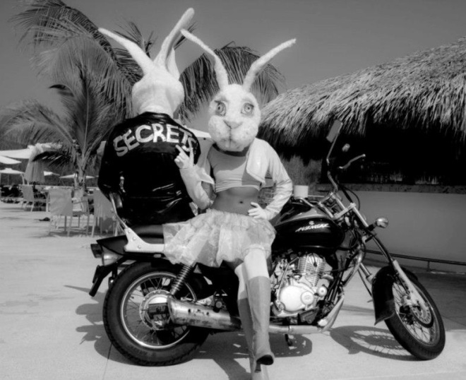 It's definitely not your average Easter celebration at Secrets Huatulco Resort & Spa!