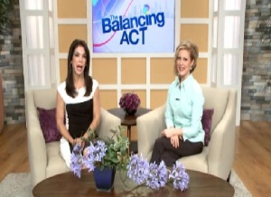 """The Balancing Act"" host Olga Villaverde and AMResorts Lauren Tosti discuss finding the perfect romantic getaway!"