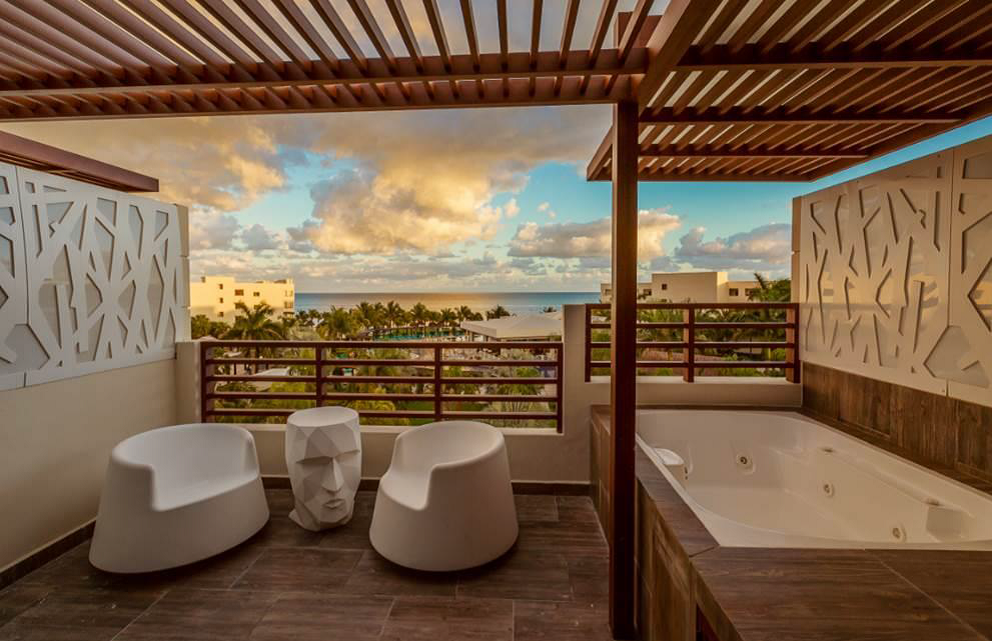 Fly High with New Rooftop Suites at Secrets Silversands ...