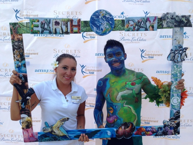 Secrets Puerto Los Cabos_Earth Day 2015 (6)