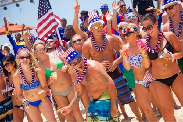 Secrets Wild Orchid Montego Bay_ 4th of July 2