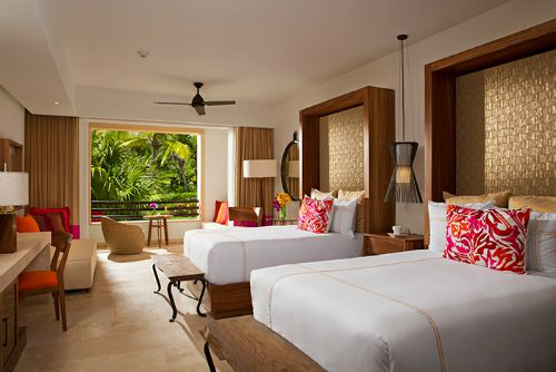 JUNIOR SUITE TROPICAL VIEW SECRETS AKUMAL