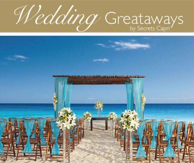 Wedding greataway
