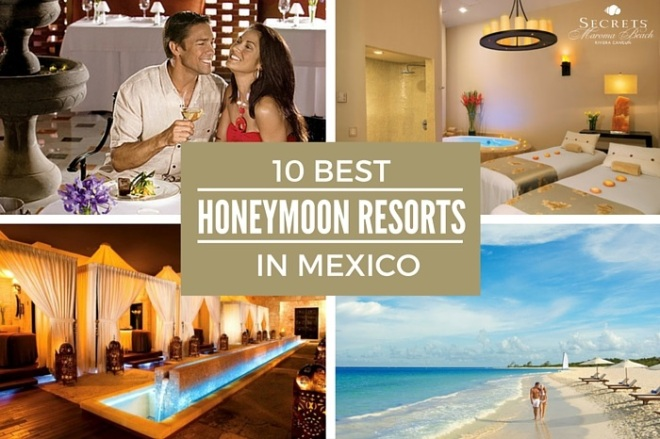 Best honeymoon resort in Mexico